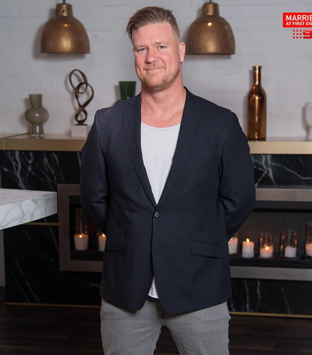 **Dean Wells, season five**<br><br> Tracey's hubby is back too! Dean, who infamously had an illicit dalliance with Davina Rankin, became the season's villain - and resident rapper. <br><br> The single former groom now has his own podcast titled Dangerous Ideas with Deano and even called himself an innovator for being one of the first contestants to cheat on the show.