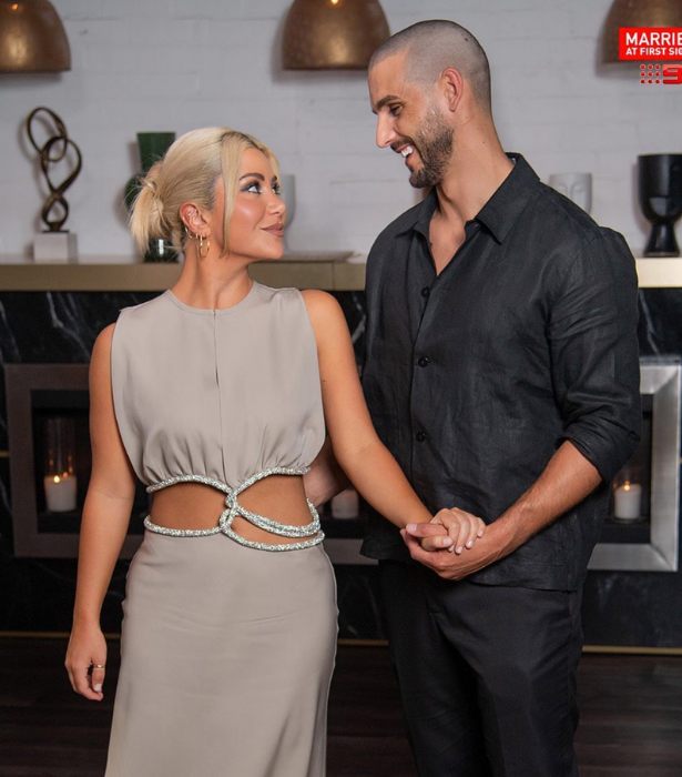 **Martha Kalifatidis & Michael Brunelli, season six**<br><br> Aside from Cam and Jules, these two were only couple attending the reunion that are still together and we love to see it. <br><br> Martha and Michael, who quit his job as a primary school teacher and is now running his own fitness business, are now living together in Sydney and fans are waiting for an engagement or pregnancy announcement every time they post to Instagram.