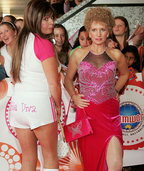 New fan base: *Kath & Kim* aired for four seasons, but the ladies have since gained a legion of new fans thanks to it being streamed on Netflix.