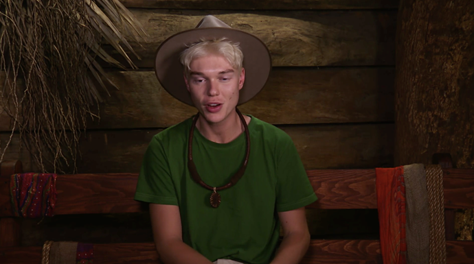 """**Jack Vidgen** <br><br> Jack was the [second celebrity](https://www.nowtolove.com.au/reality-tv/im-a-celebrity-get-me-out-of-here/im-a-celebrity-jack-vidgen-66509