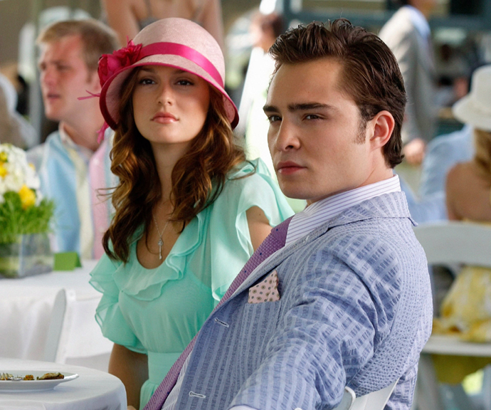 **Chuck Bass in Gossip Girl <br>** Still somewhat controversial (never forget when Chuck sold Blair in exchange for a hotel) show creators managed to change fans' minds about main character, Chuck Bass.   Starting out the series as a terrible, self-centred billionaire his love story with Blair saw him become a little more human.