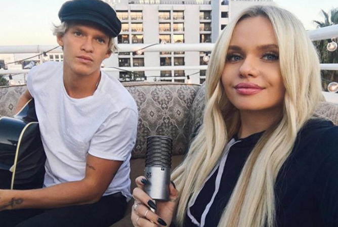 Of all the people Alli surprised, it was mostly her brother Cody.