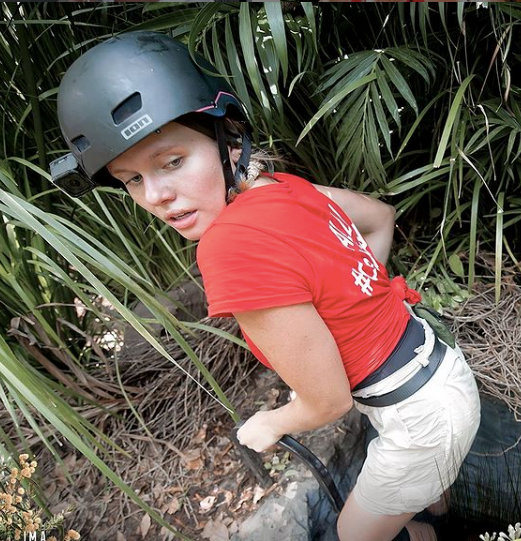 Alli was tried and tested in the jungle, but she's made it through in one piece - and with plenty gained.