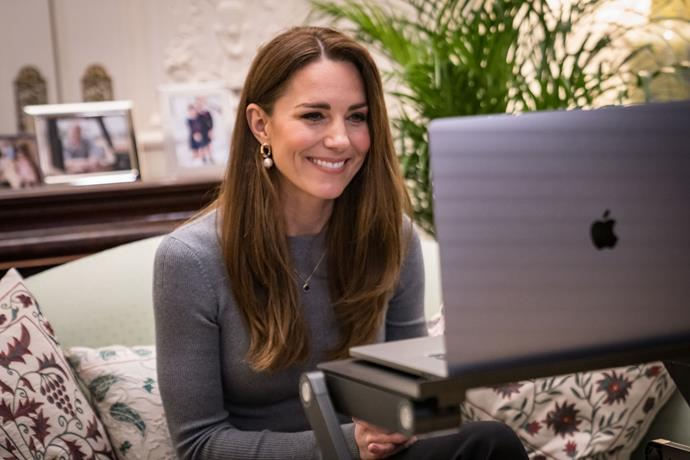 The Duchess shared words of support for the brave survivors.