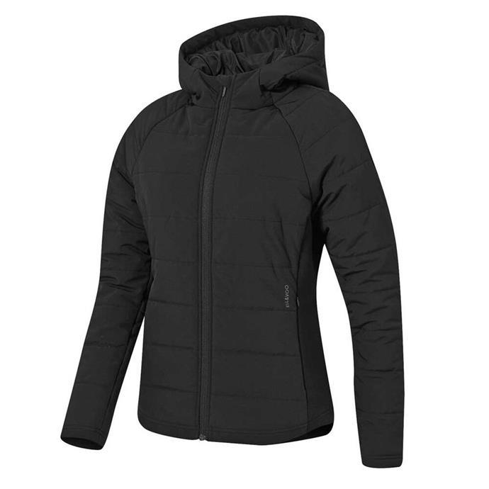 "Ell & Voo Womens Masey Quilted Jacket, $49.99. **[Buy it online via Rebel Sport here](https://www.rebelsport.com.au/p/ell-and-voo-womens-masey-quilted-jacket-M58781901.html target=""_blank"" rel=""nofollow"")**"