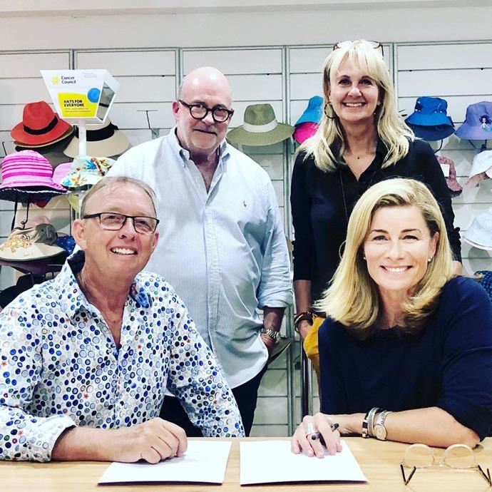 Deb has collaborated with a leading Australian hat manufacturer to create a sun safe hat for consumers.