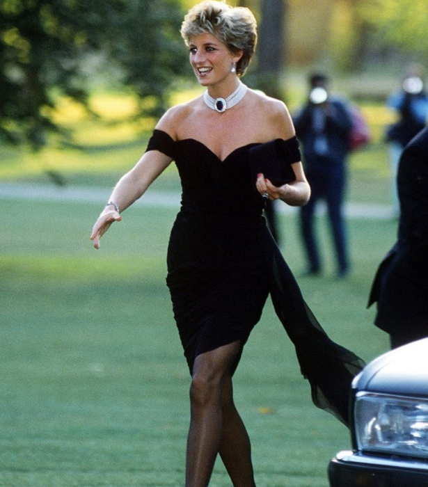 You too could look as could as the Princess did in her iconic revenge dress.