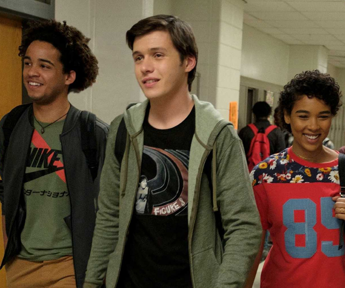 ***Love, Simon*, YouTube on Demand <br><br>** Simon has kept his sexual orientation a secret from his family but with a blackmailer threatening to expose him before he's ready he's forced to go on a roller-coaster journey.