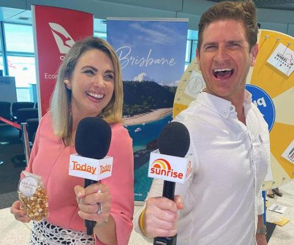 It's thought Sam (right) could be replaced on Sunrise, giving the Gold Logie nominee the chance to host his own show