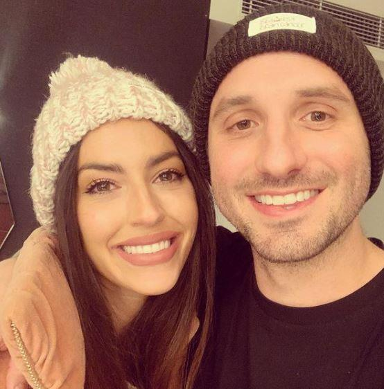 Natalie and Tommy called it quits late last year