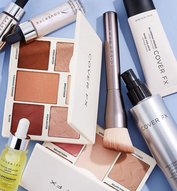 """**Cover FX** <br><br> Based in the US (but shipping to Australia!), Cover FX combines quality and clean ingredients in one. With their famous palettes bringing shades of pure glory to your eyes, cheeks and, well, anywhere, they're a brand you'll feel loyal to from the get-go. **[Shop the products here](https://www.coverfx.com/