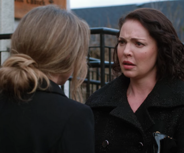 Kate told Tully she never wanted to see her again.