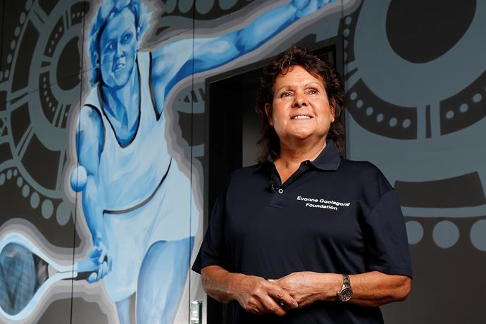 Evonne Goolagong Cawley remains an Australian legend and icon of tennis.
