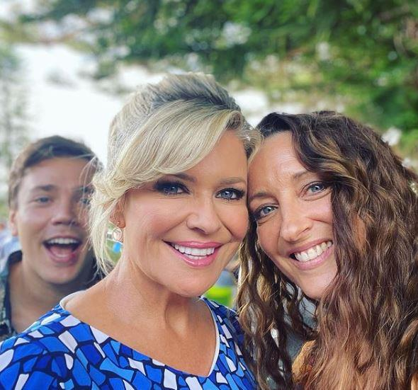 Georgie Parker and Emily Symons share a special bond... and Lukas Radovich clearly wants in.