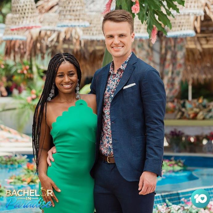 Mary and Conor met and fell in love on *Bachelor in Paradise* season three.