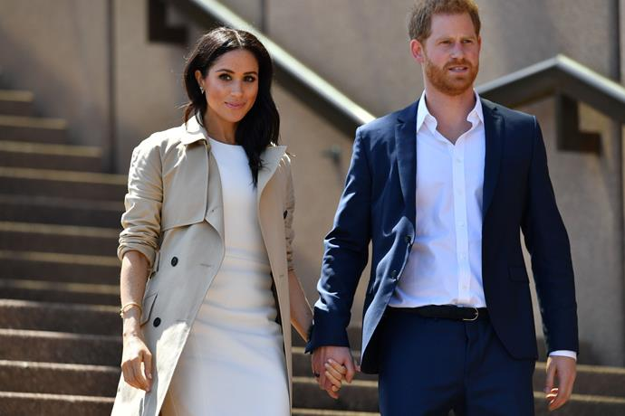 Harry and Meghan's children will hold both British and American citizenship regardless of where they're born.