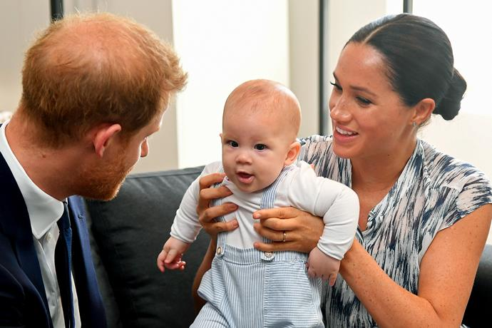 Meghan suffered a devastating miscarriage in July 2020.