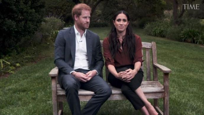 "The Duke and Duchess felt ""nervous"" throughout Meghan's next pregnancy."
