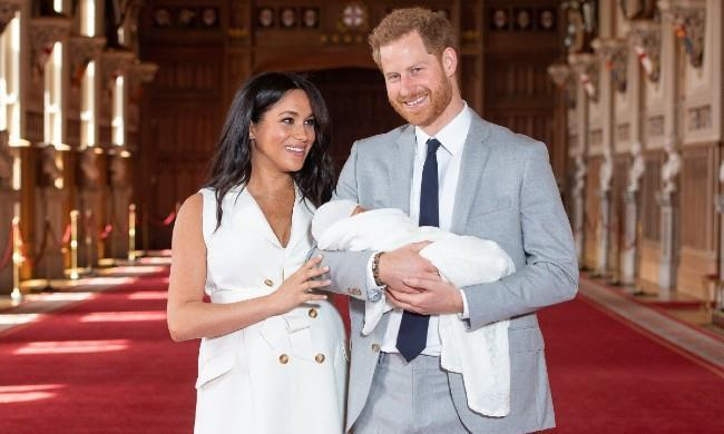 """Archie is going to be a big brother,"" the couple's spokesperson shared."