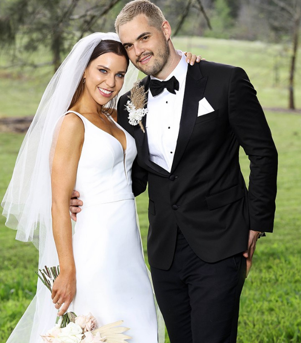 **Coco & Sam – NOPE** <br><br>  Two minutes of watching Coco and Sam's wedding says it all, really. <br><br>  Coco's boisterous personality seemed a little much for Sam, who wasn't afraid to throw a side-eye or share how he really felt.<br><br>  After making it through the first few weeks and Coco putting up with more misogynistic behaviour and comments than we ever could the couple both decided to leave amicably.