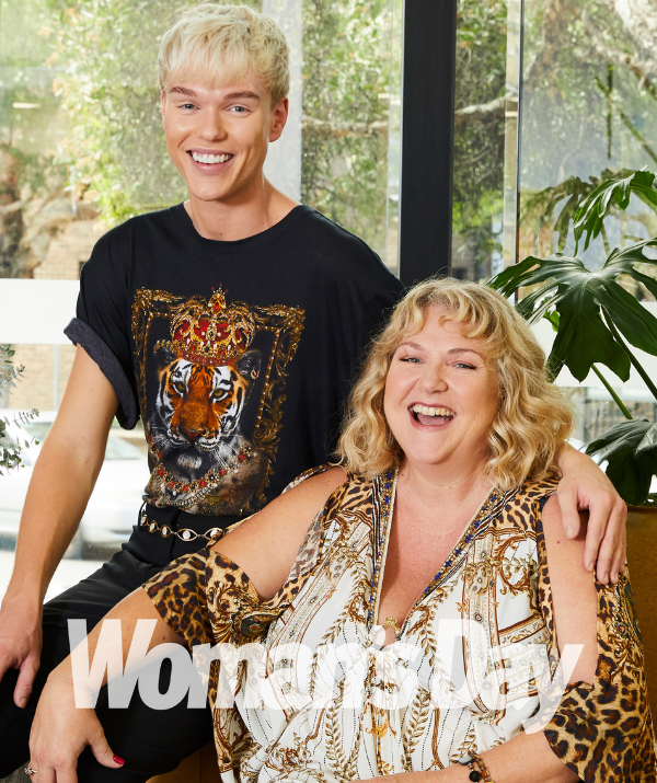 The pair sat down with Woman's Day for the first time to discuss their relationship.