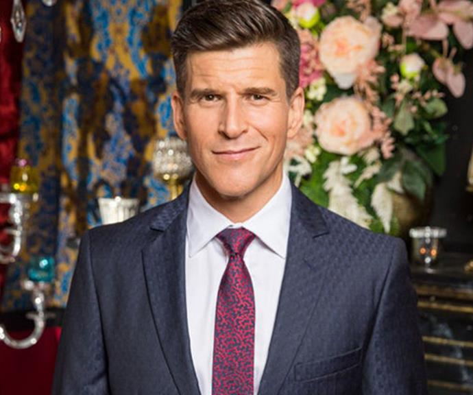 Last to know: Osher has revealed he finds out who the Bachelor is on the first night of filming.