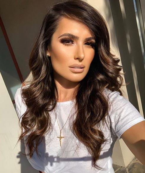 Arabella has a strong following on social media.