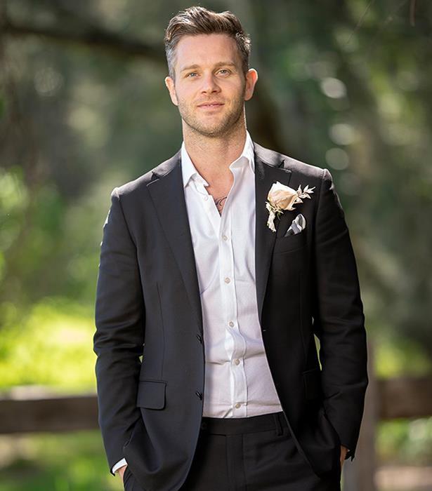 Jake's ex and her friends slammed the groom online.