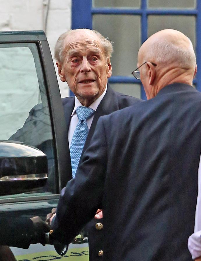 Prince Philip has been in hospital for just under two weeks now.
