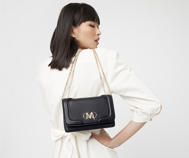 """Our pick is this timeless [Unite small cross body bag, $299](https://www.mimco.com.au/unite-small-cross-body-bag-60262939-3637
