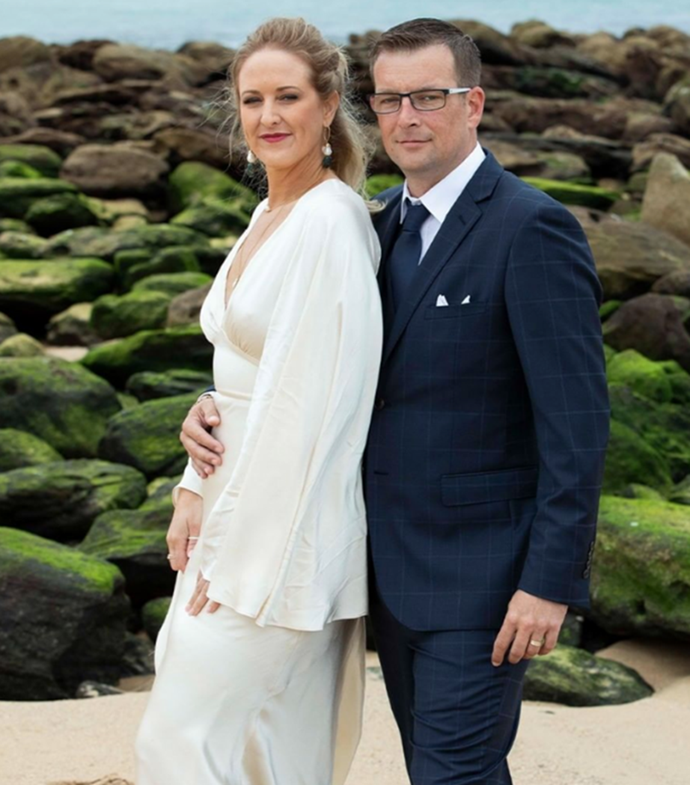 """**Beth & Russell - A complete mismatch** <br><br>  If having a breakdown mid-wedding wasn't an omen we don't know what is. <br><br>  Beth spoke candidly to [TV WEEK revealing she """"felt robbed""""](https://www.nowtolove.com.au/reality-tv/married-at-first-sight/mafs-beth-moore-66910