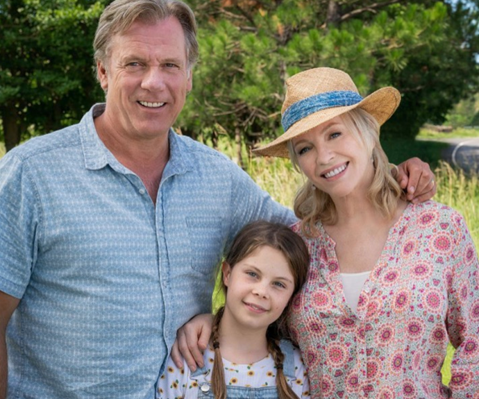 Rebecca Gibney is returning to her beloved Rafters' character soon.