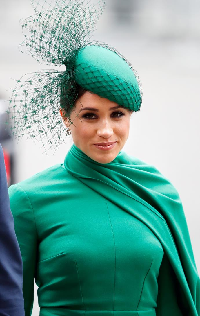Meghan quickly responded to the bullying claims.