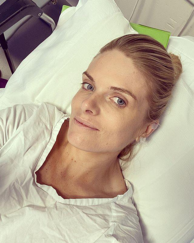 Erin shared an important update from hospital.