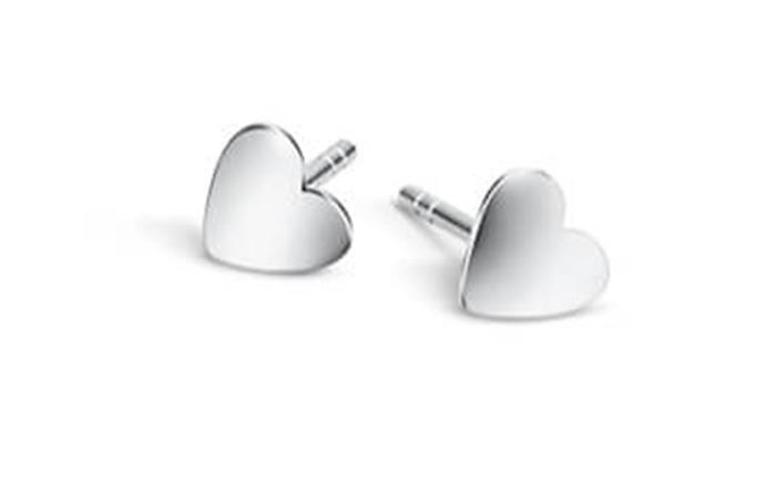 """Warm your heart and your ears with these [Heart Stud Earrings in Sterling Silver.](https://www.michaelhill.com.au/heart-stud-earrings-in-sterling-silver-16350243.html?cgid=jewellery-shopAll
