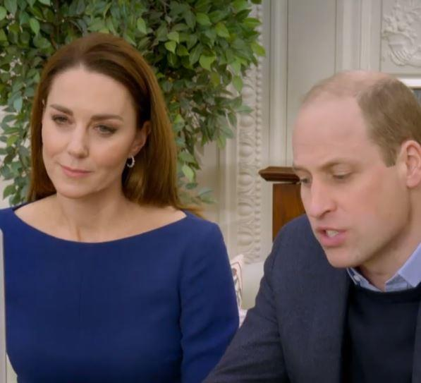Kate looked chic as per for the Commonwealth Day call.