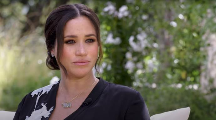 Duchess Meghan exposed a troubling racial injustice within the royal fold.