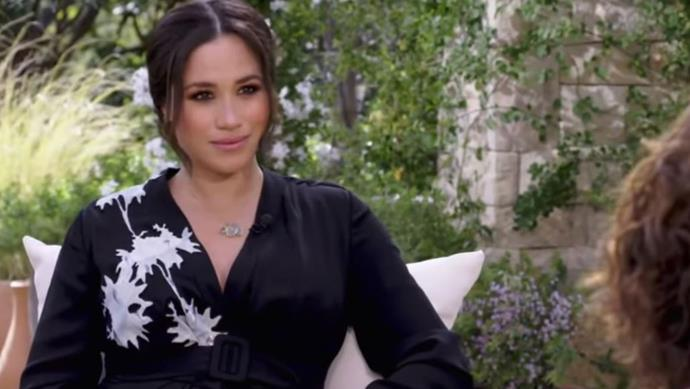 Meghan spoke freely for the first time after her May 2018 wedding.