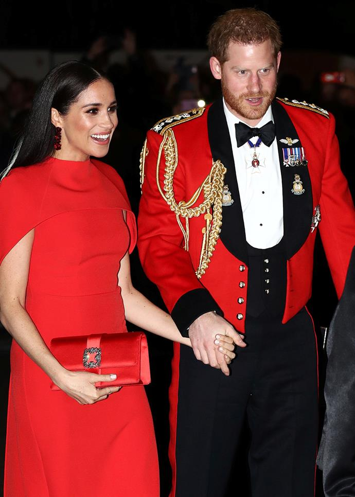 Harry said his departure from the royal family was down to intense media scrutiny and a lack of support from the royal family themselves.