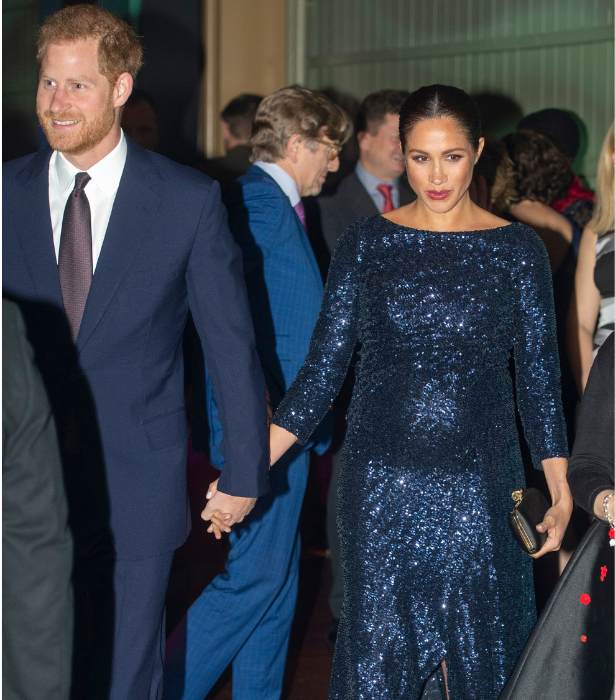 """""""In the Royal Box, when the lights went off, I was just weeping,"""" Meghan recounted"""