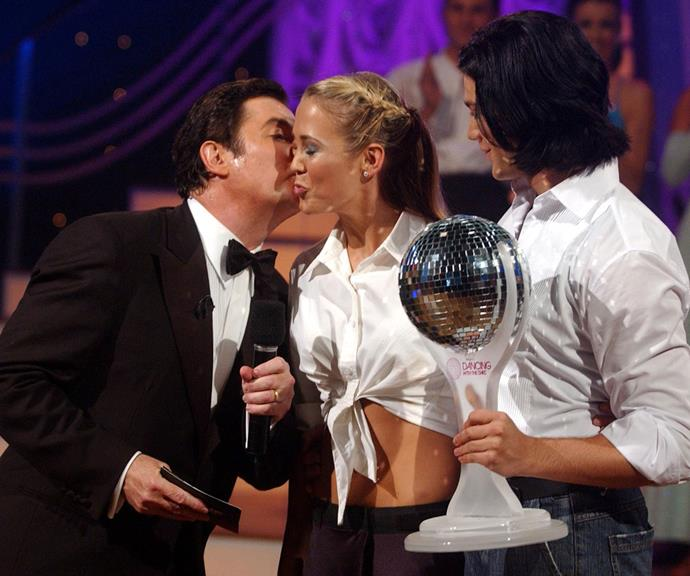 Their highest score was 39 in her Freestyle for the the grand finale.