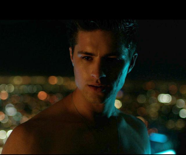 Tyler's scored a new role in Dreamcatcher.
