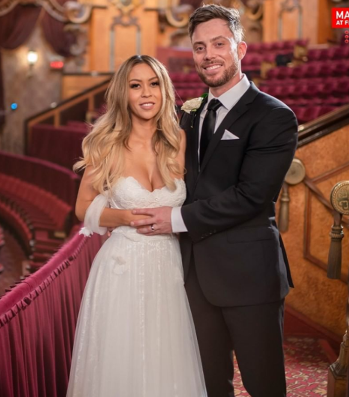 """**Alana & Jason - Still sizzling** <br><br>   There's no question, Alana and Jason have strong chemistry, mostly of the sexual genre. <br> <br>   However, in a chat with [*9Entertainment*](https://9now.nine.com.au/married-at-first-sight/mafs-2021-alana-jason-intimacy-commitment-ceremony-confession-interview/39dc5d18-fd27-4a65-801c-11472ff1fcfd