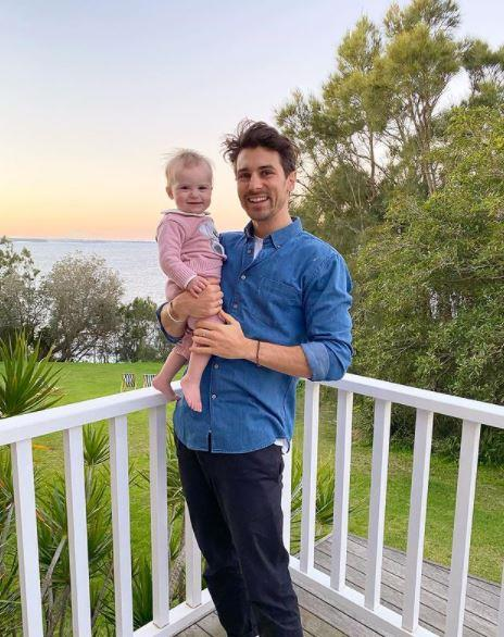 **Matty J** <br><br> From reality TV, to radio, back to reality TV - former *Bachelor* Matty J is certainly no stranger to the limelight. He's been pulled as a wildcard in Channel Seven's new All Stars season. Let's see how he goes against the pros!