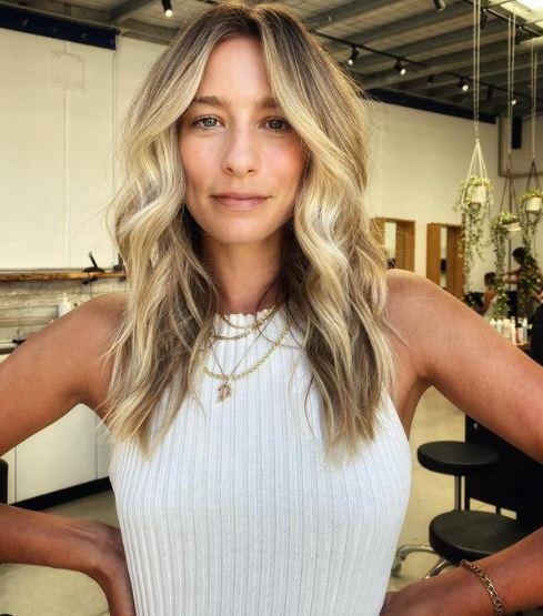 **Renee Bargh** <br><br> *The Voice*'s Renee has already taken centre stage on a talent show - so how difference can a dance floor be? She's a wildcard set to join the alums the new season of *Dancing*.