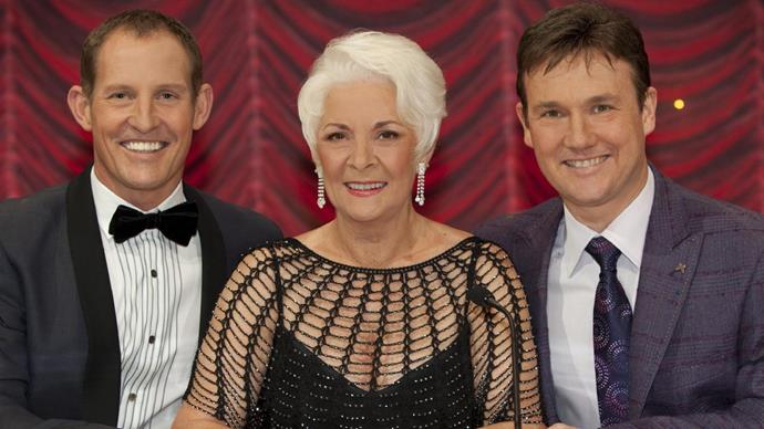 The judges are revealed! Todd McKenney, Helen Richey and Mark Wilson will judge the celebs this season.