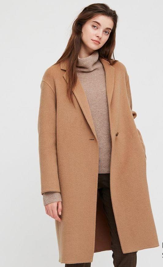 "Uniqlo Double Face Cocoon Coat, $129.90. **[Buy it online here](https://www.uniqlo.com/au/en/products/E429473-000 target=""_blank"" rel=""nofollow"")**"