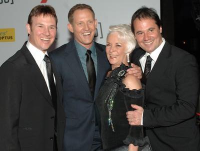 The original judges shared a special bond.