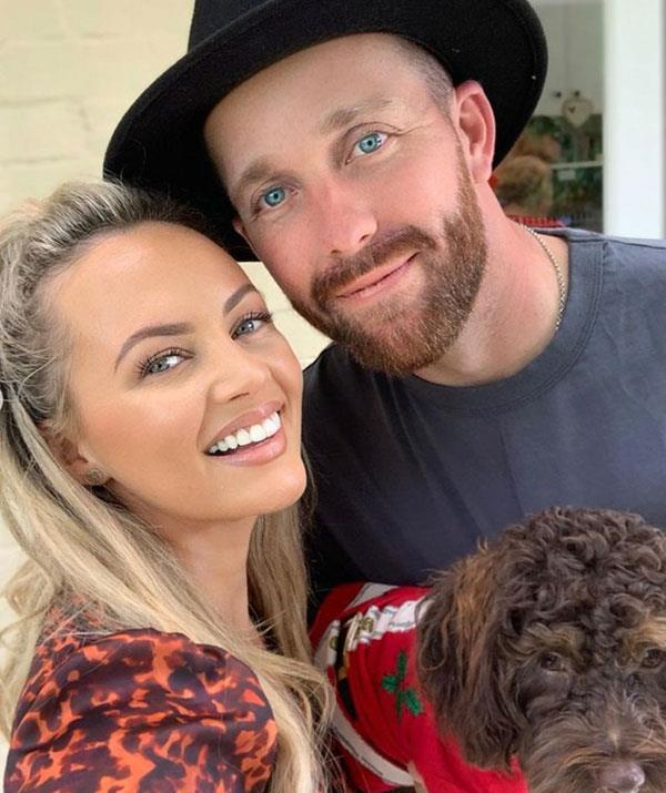 Sam and Pat have been engaged since the start of 2019 and are planning a Sydney-based wedding.