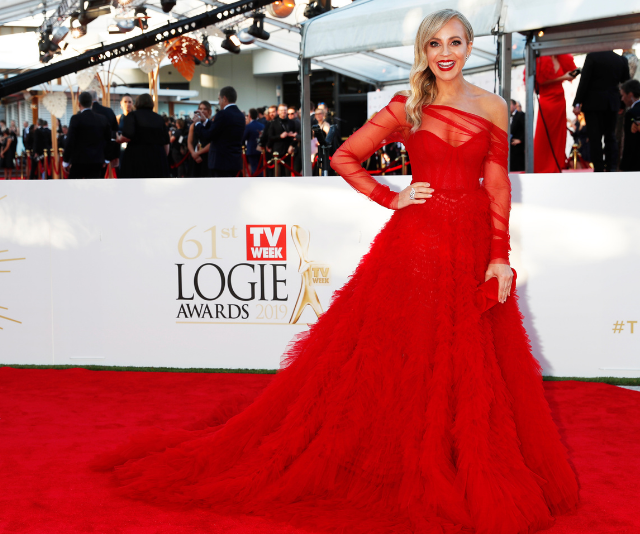 Celebs are set to shine on the red carpet.